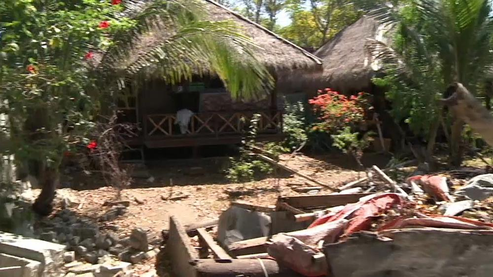 Lombok tourism reeling after deadly earthquakes