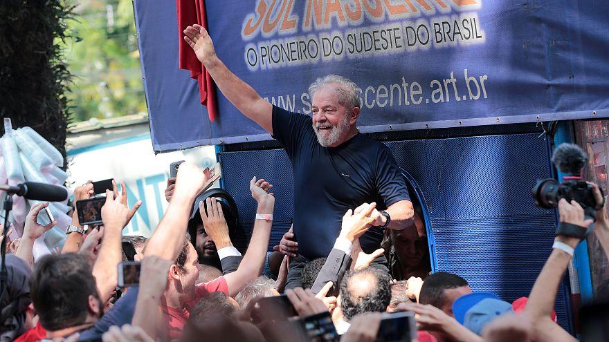 """Lula da Silva: """"Peço respeito pela democracia"""""""