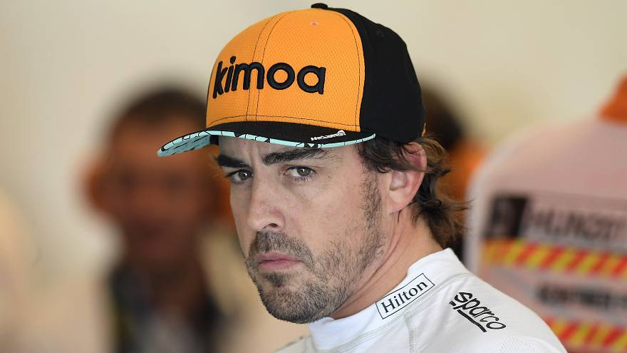 Búcsúzik Fernando Alonso