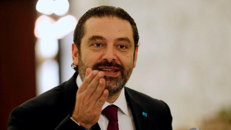 الحريري: الأحزاب اللبنانية تحتاج المزيد من الوقت لتشكيل حكومة
