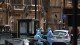 Террористический инцидент в Лондоне