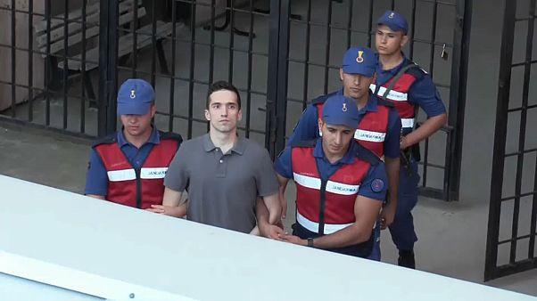 Türkei: Griechische Soldaten sollen freikommen