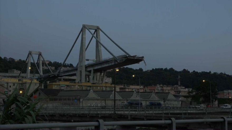 Genova, l'ultima tragedia in una lunga serie di crolli