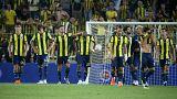 Fenerbahçe 1-1 Benfica: Sarı Lacivertliler Şampiyonlar Ligi'nden elendi