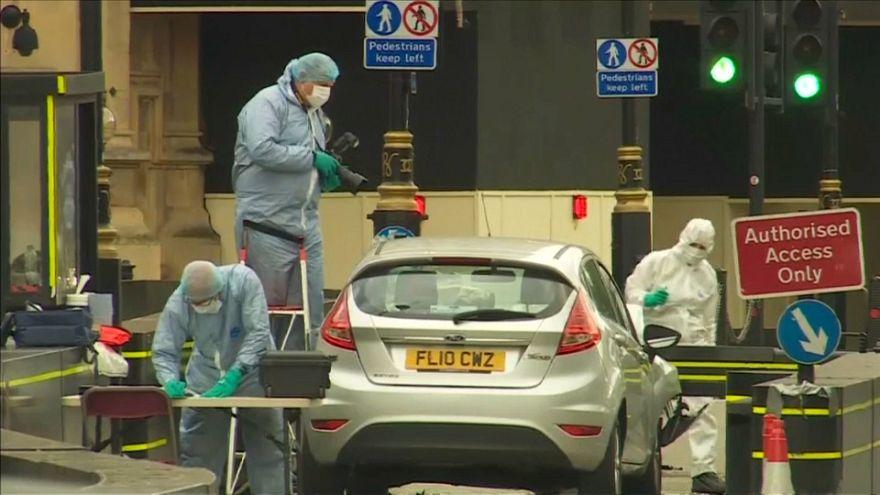 Расследование наезда в Лондоне