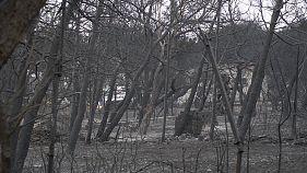 Στους 96 οι νεκροί από την πυρκαγιά στο Μάτι