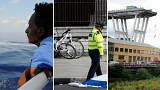Live updates: Italy bridge collapse, Malta lets Aquarius dock, Westminster crash