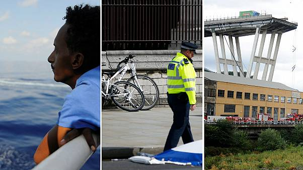 Europe briefing: 4 stories to know about today