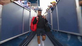 Cincinnati : retour gagnant pour Federer