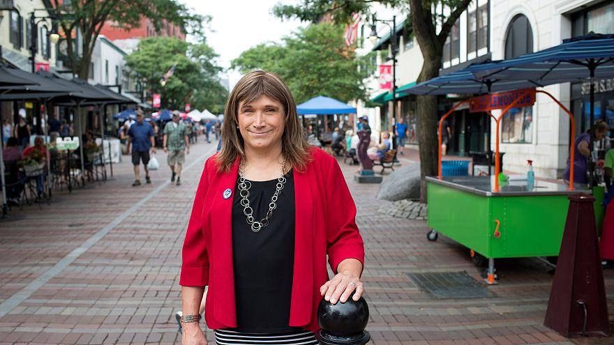 ABD'de trans kadın aday vali olmaya çok yakın