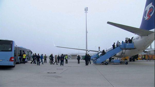 ترحيل 46 أفغانيا من ألمانيا إلى بلدهم