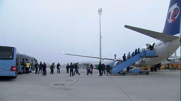 Депортация афганцев из ФРГ