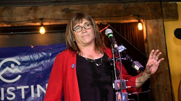 Usa: nel Vermont la prima candidata transgender alla carica di governatore