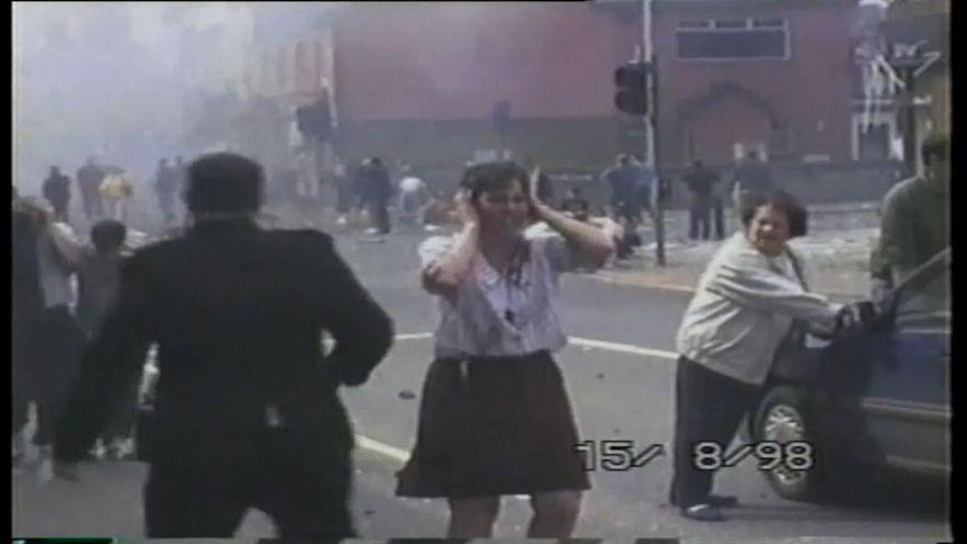 Vor genau 20 Jahren: Die Autobombe von Omagh