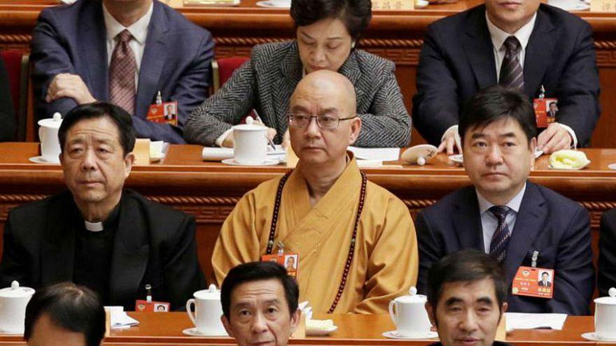 استقالة راهب بوذي في الصين بعد اتهامه بالتحرش بالراهبات