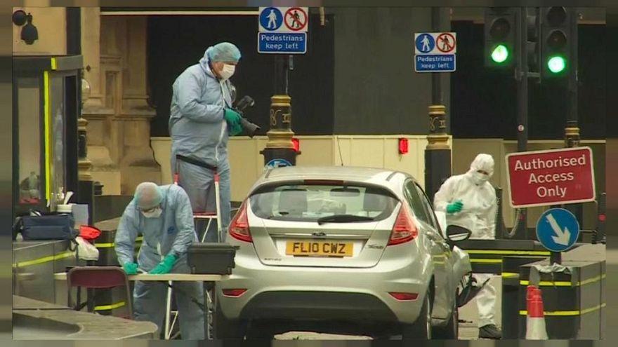 المعتقل لدى الشرطة البريطانية بعد حادث البرلمان بريطاني من أصل سوداني