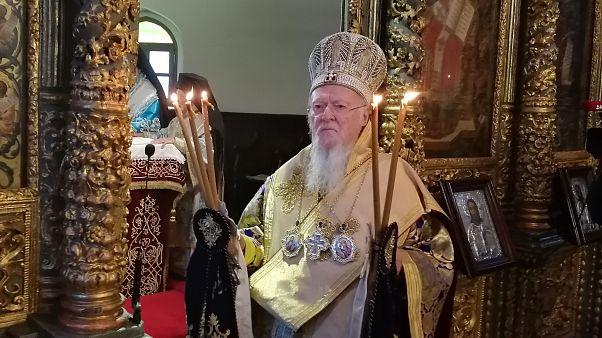 Βαρθολομαίος: «Η Παναγία μας έκανε ένα μεγάλο δώρο» με την απελευθέρωση των στρατιωτικών