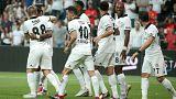 Beşiktaş gözünü UEFA'da Avusturya deplasmanına dikti