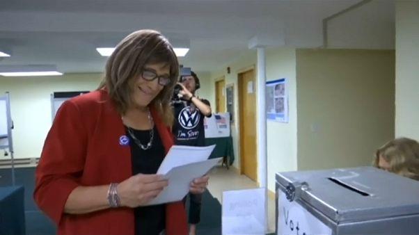Primera candidata transgénero a gobernadora en EEUU