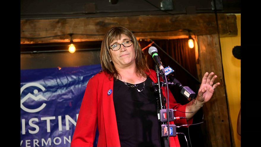 Transgender-Frau gewinnt Gouverneurs-Vorwahlen in Vermont
