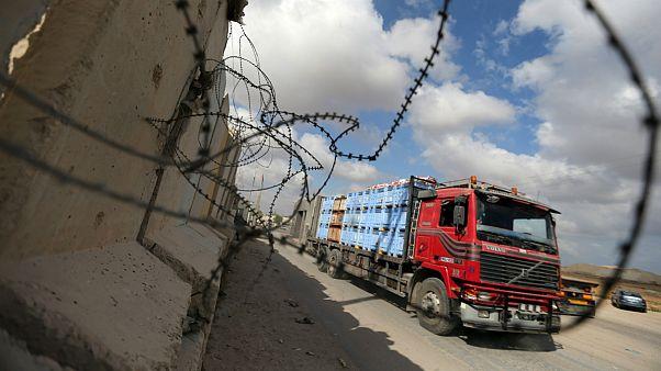 اسرائیل گذرگاه  «أبو سالم» در نوار غزه را به طور کامل بازگشایی کرد