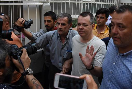Turkish court rejects US pastor Andrew Brunson's appeal