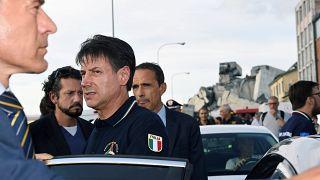 En directo: Ministros italianos comparecen por el derrumbe del puente en Génova