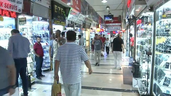 Око за око: Турция повысила пошлины на продукцию из США