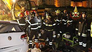 Gênes : un survivant raconte le drame