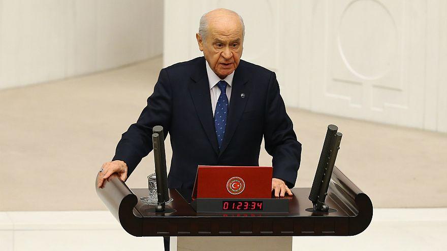 Bahçeli: Türkiye bir ekonomik kriz içerisinde değildir