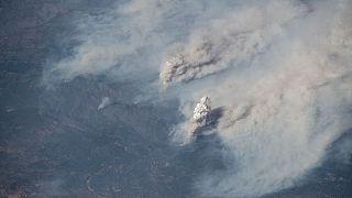 Erdőtüzek: egészségtelen levegő