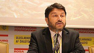 Uluslararası Af Örgütü Türkiye Şubesi Onursal Başkanı Taner Kılıç tahliye edildi