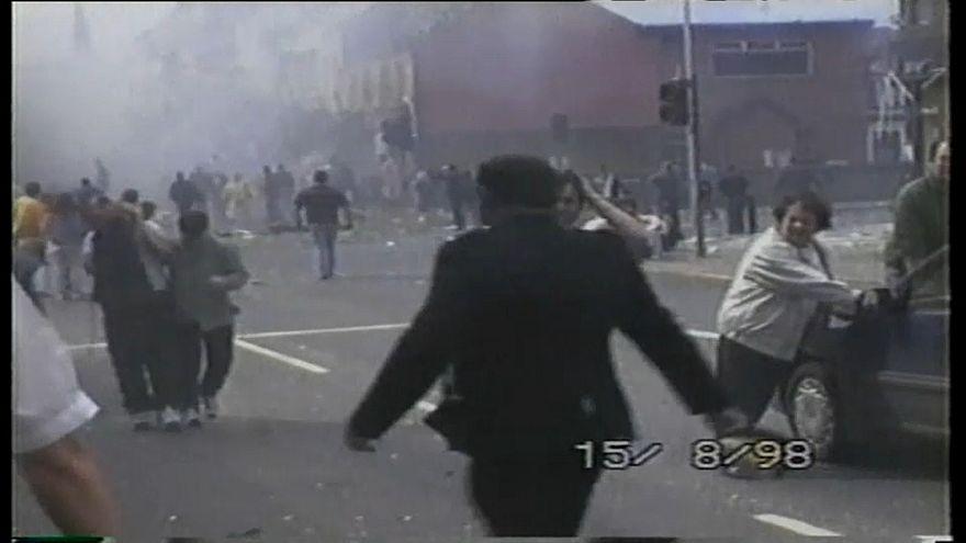 20 anos após o atentado de Omagh