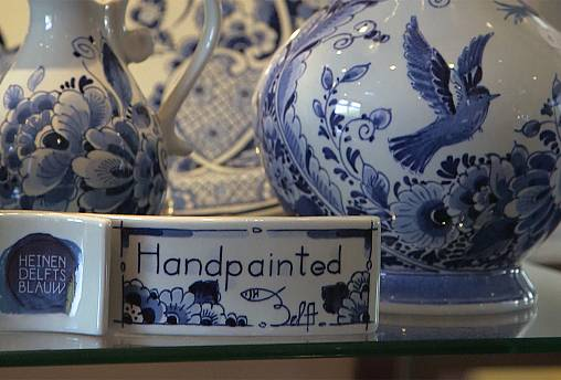 Traditional Dutch pottery gets contemporary makeover
