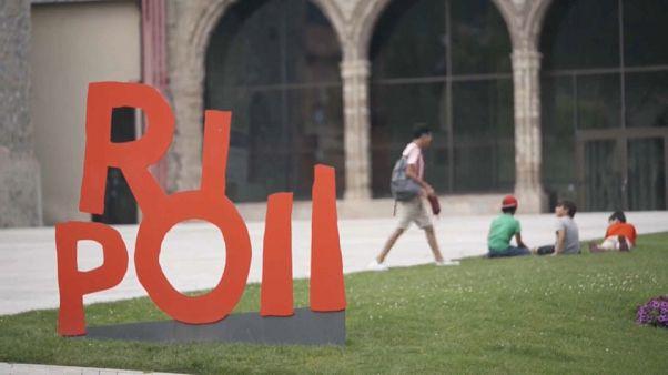 Στο Ριπόλ ένα χρόνο μετά τις τρομοκρατικές επιθέσεις στη Βαρκελώνη