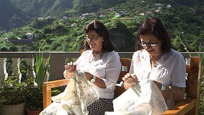 Madeira Embroidery: 150-year old fine craftsmanship
