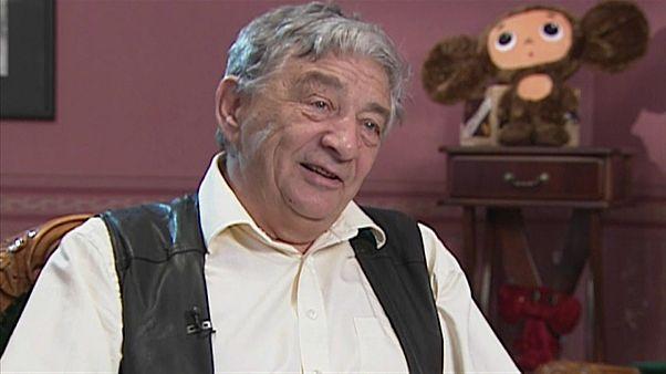 Erfinder von Zotteltier Tscheburaschka und Krokodil Gena ist tot