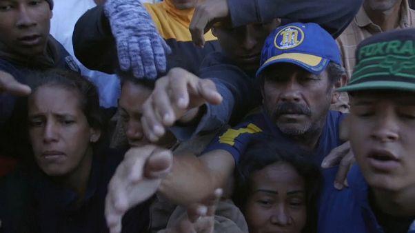 2,3 millions de Vénézuéliens ont fui leur pays