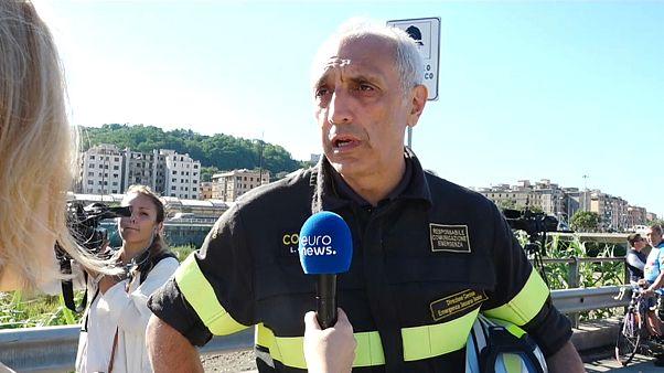 Génova: Número do mortos sobe para 39