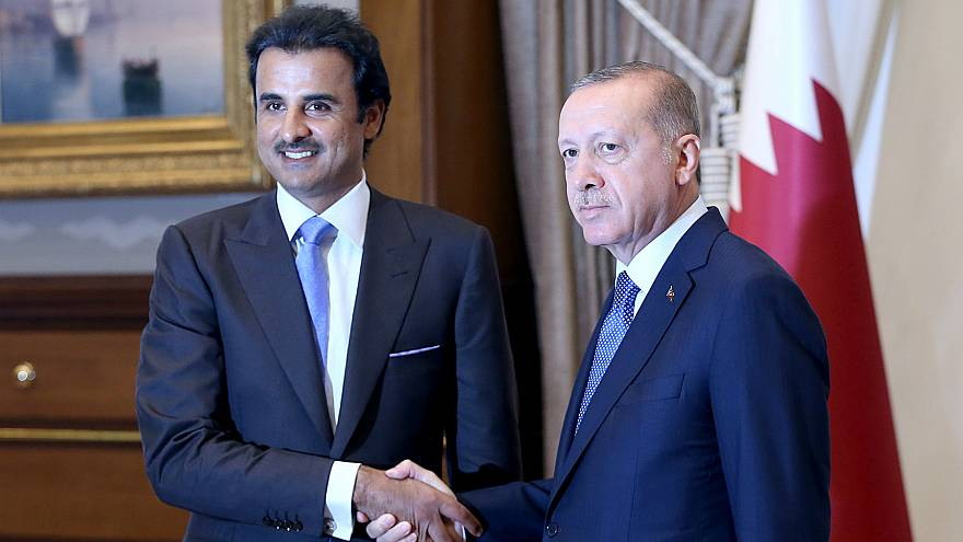 Katar Emiri: Türkiye'ye 15 milyar dolarlık doğrudan yatırım yapacağız