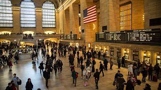 ABD terör saldırılarına karşı yolcuları metro koridorlarında arayacak