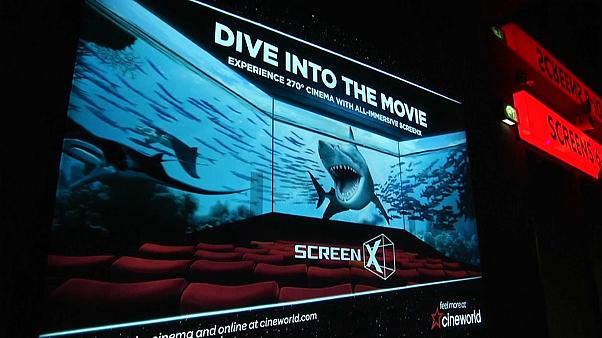 UK cinemas to roll out 270-degree screens in theatres