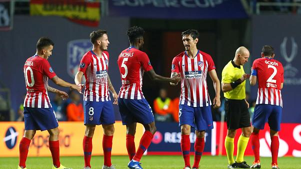 Supercup: Atletico Madrid schlägt Real Madrid
