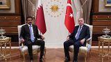 Katar segítheti ki a bajból Törökországot