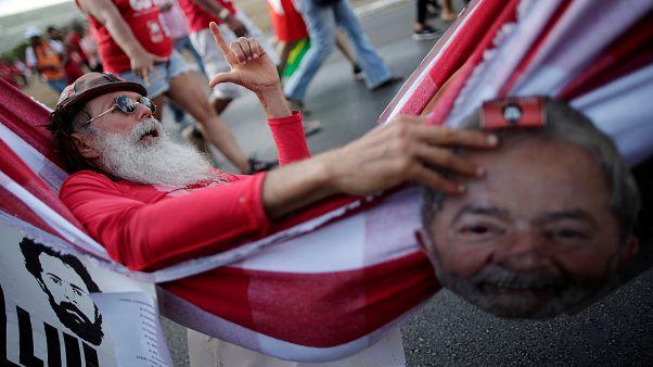 Лула - кандидат, дело за судом