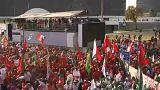 A börtönben ülő brazil exelnököt indítanák a választásokon