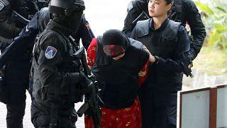 """محاكمة """"قاتلتي"""" الأخ الأكبر لزعيم كوريا الشمالية ستتواصل في ماليزيا"""