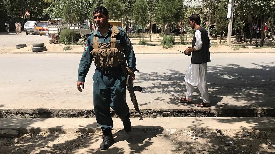 Fegyveres támadás a kabuli hírszerzés kiképzőközpontjánál