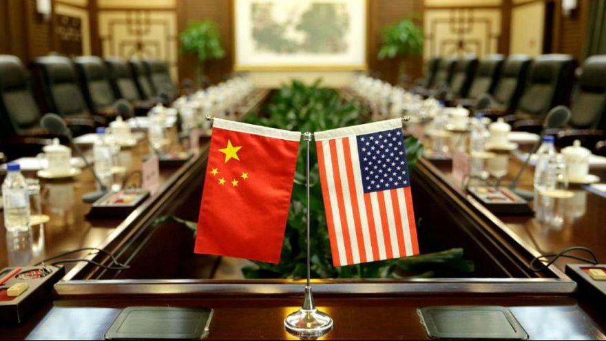 فرستاده بلند پایه چین برای مذاکرات تجاری راهی واشنگتن می شود