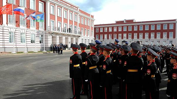 مدرسه نظامی تولا سووروف روسیه
